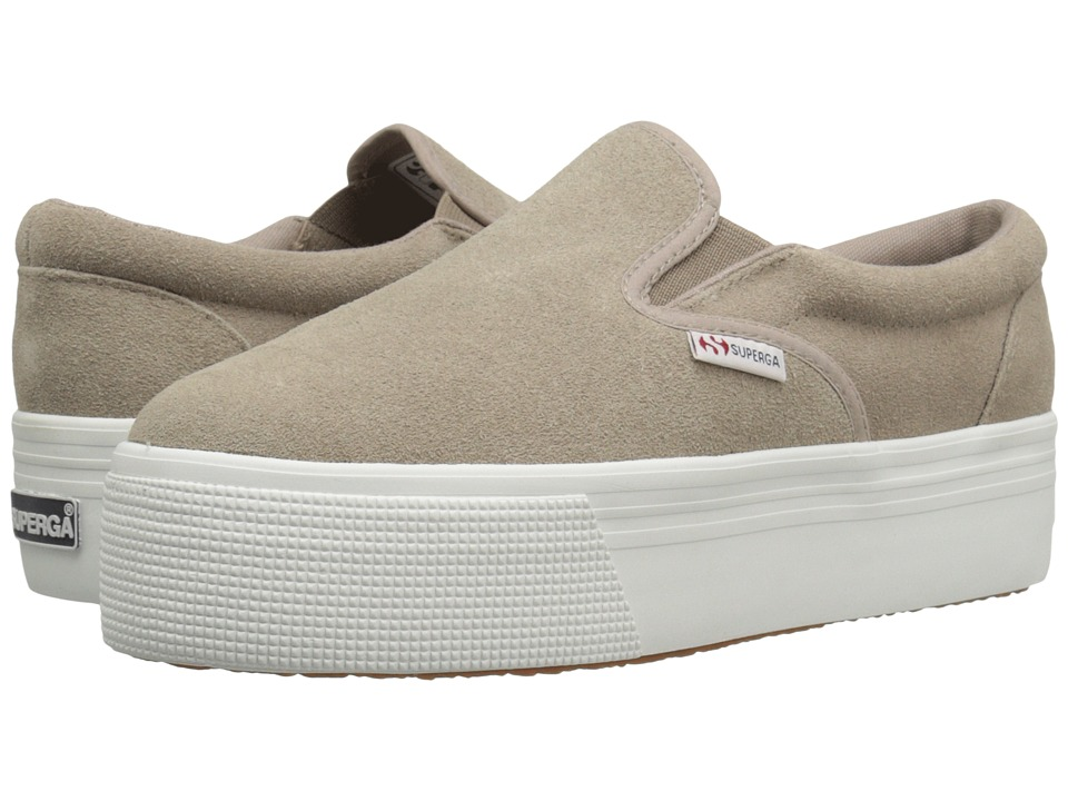 Superga 2314 Suew (Sand) Women