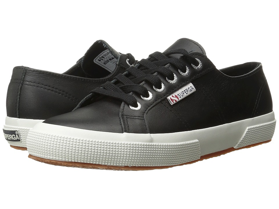 Superga 2750 FGLU (Black) Women