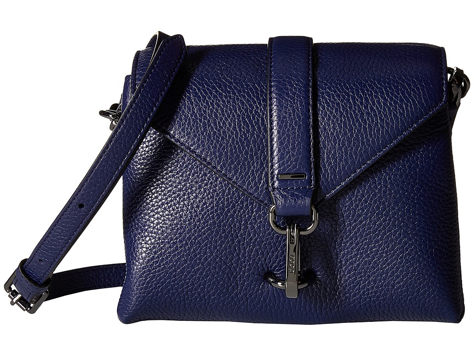 ECCO - Isan Small Crossbody (Deep Cobalt) Cross Body Handbags