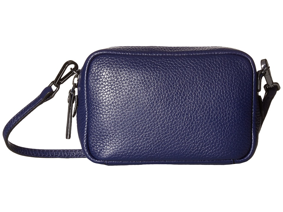 ECCO - Isan Pouch w/ Strap (Deep Cobalt) Travel Pouch