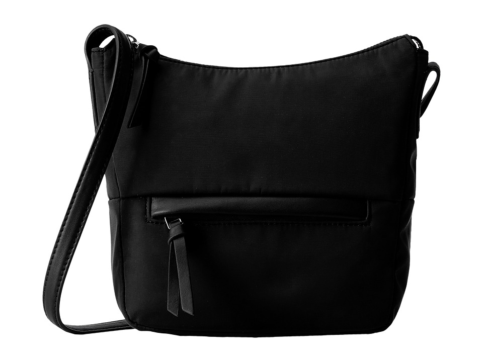 ECCO - SP T Crossbody (Black) Tote Handbags