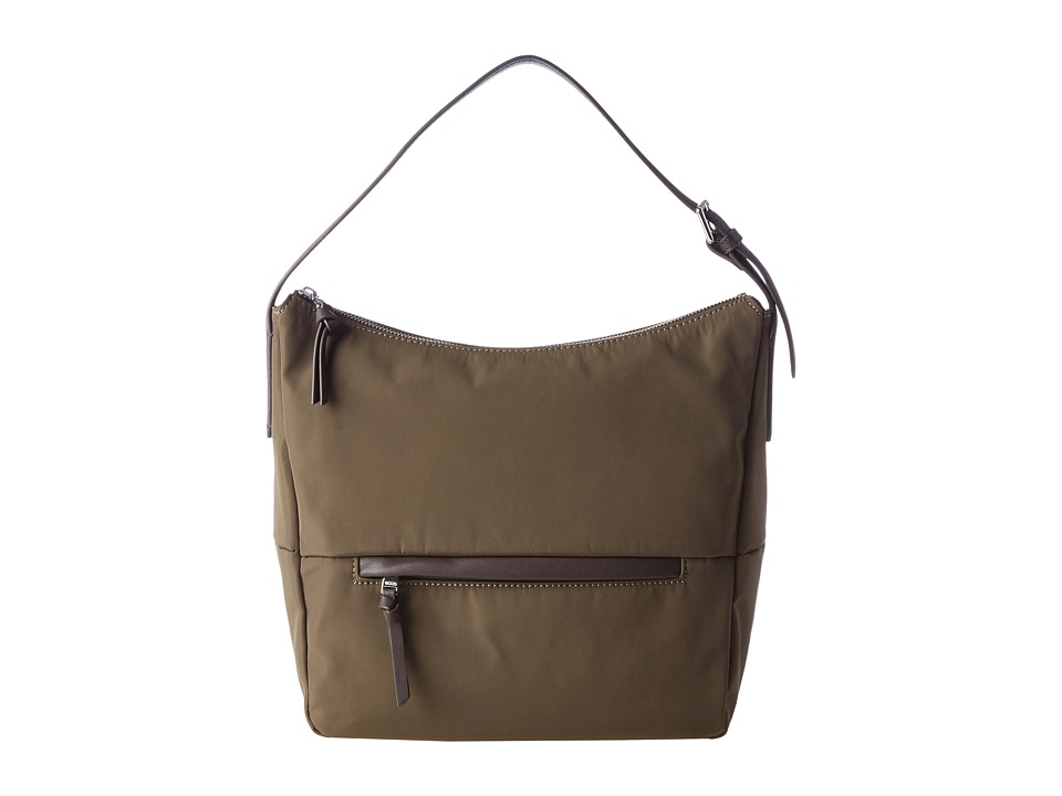 ECCO - SP T Hobo Bag (Tarmac) Hobo Handbags