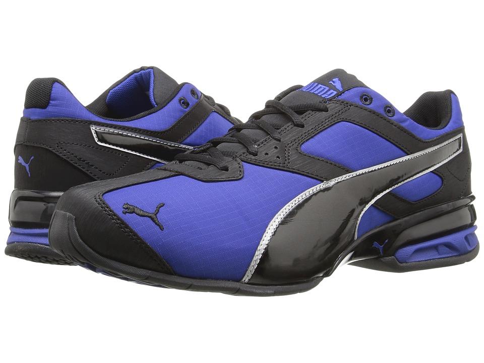 PUMA - Tazon 6 Ripstop FM (Surf the Web/Puma Black/Puma Silver) Men's Shoes