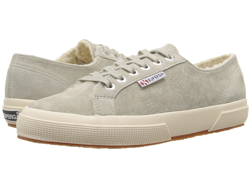 Superga - 2750 Kidsuew (Ivory) Women's Shoes