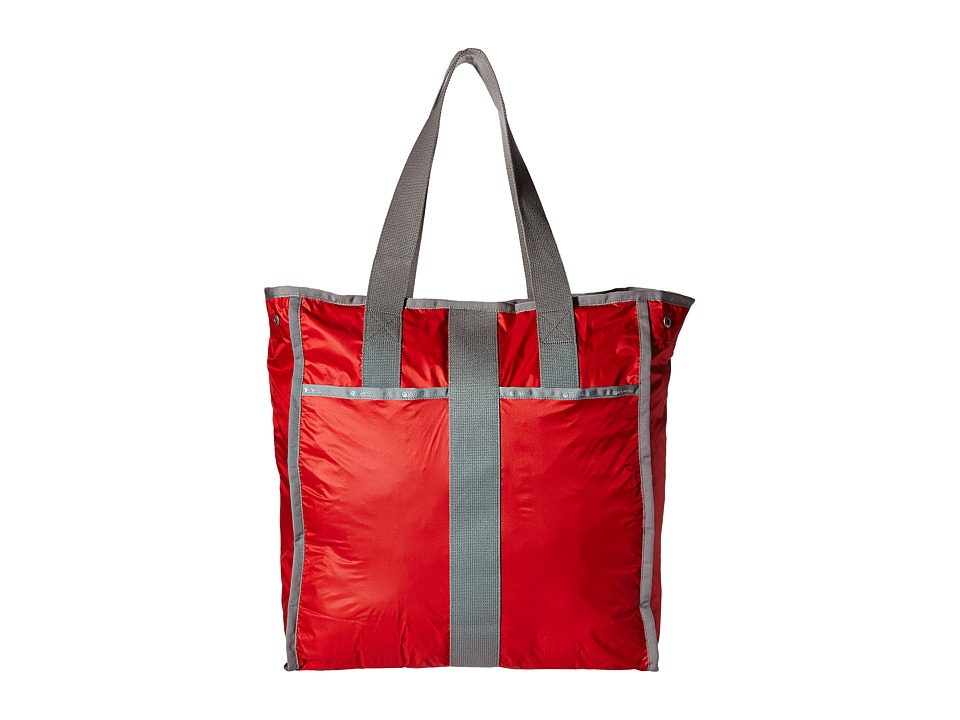LeSportsac Luggage - Large City Tote (Classic Red) Tote Handbags