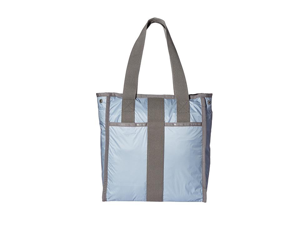 LeSportsac Luggage - City Tote (Sun Multi Black) Tote Handbags