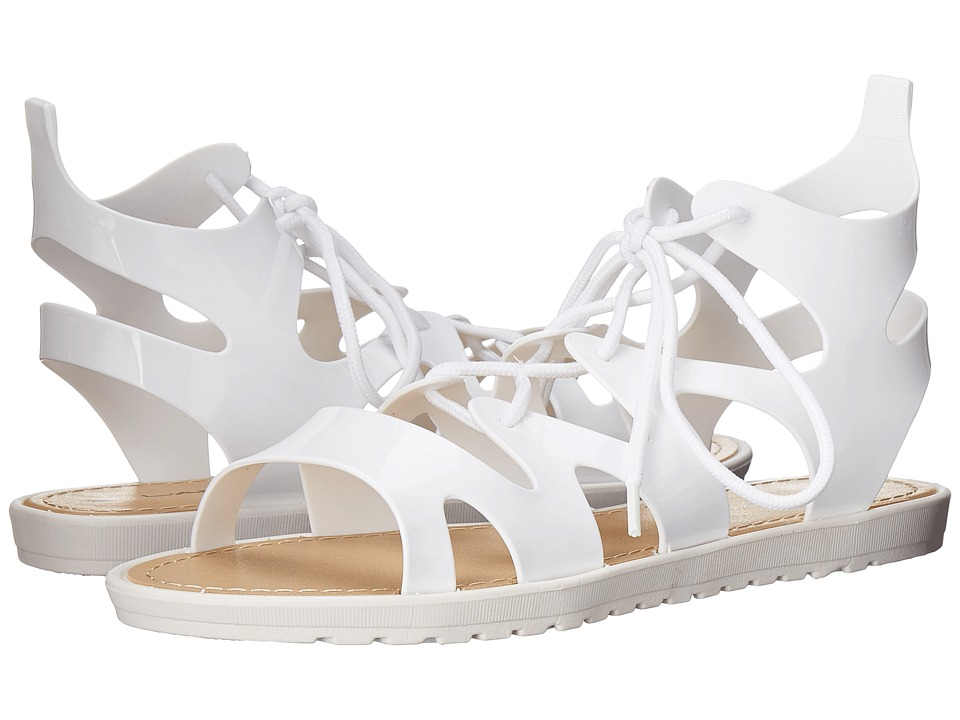 C Label - Hopie-1 (White) Women's Sandals