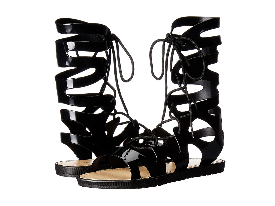 C Label - Hopie-2 (Black) Women's Sandals