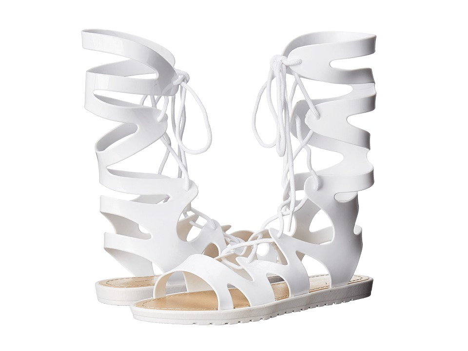 C Label - Hopie-2 (White) Women's Sandals