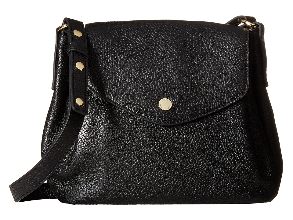 ECCO - Nanjing 2 Crossbody (Black) Cross Body Handbags
