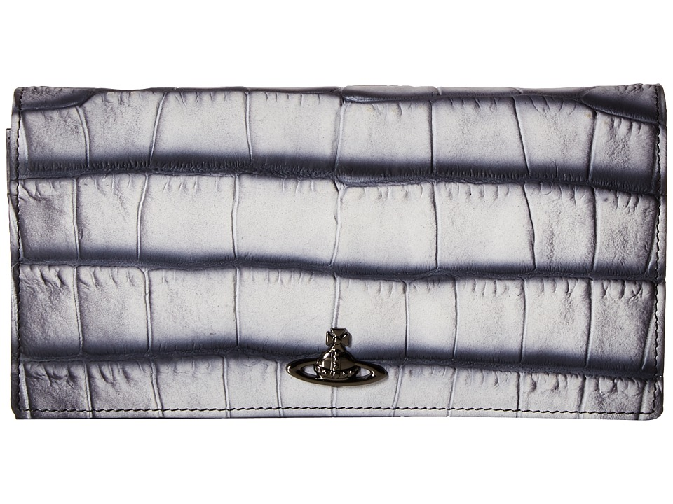 Vivienne Westwood - Dundee Wallet (White) Wallet Handbags