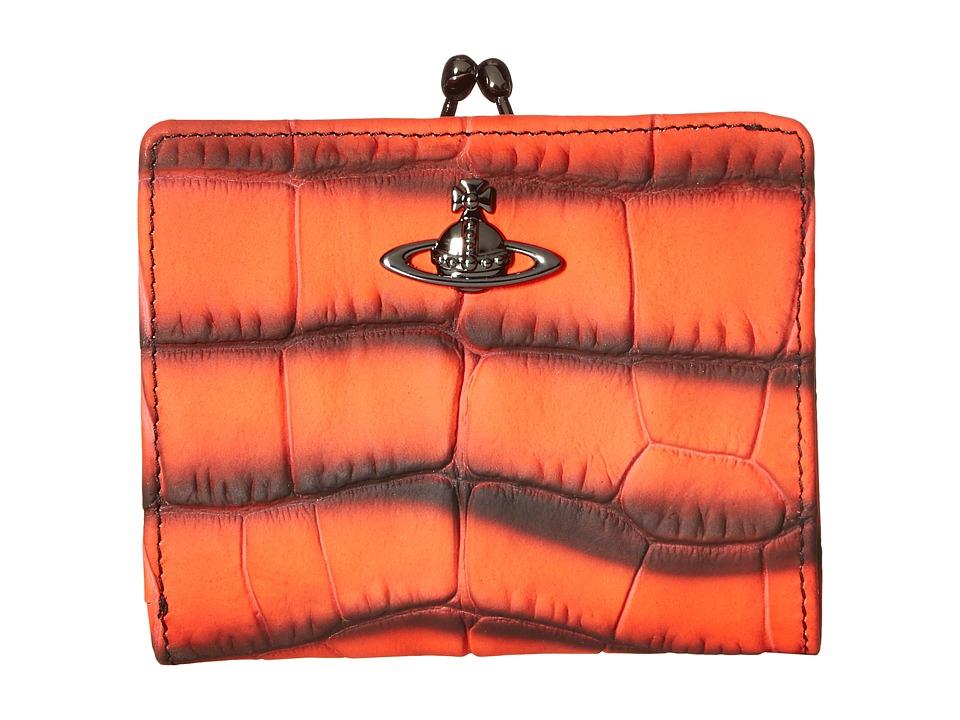 Vivienne Westwood - Dundee Wallet (Red) Wallet Handbags