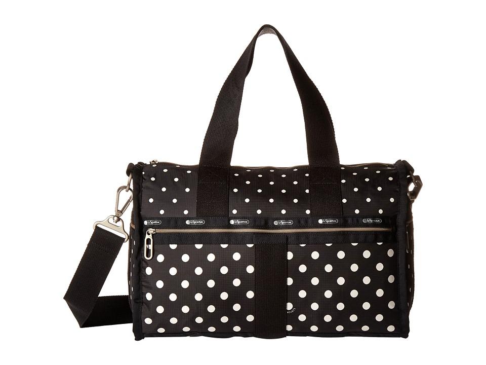 LeSportsac Luggage - CR Small Weekender (Sun Multi Black) Weekender/Overnight Luggage