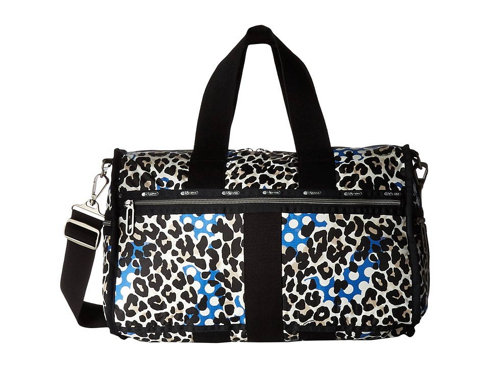 LeSportsac Luggage - Weekender (Animal Dots) Weekender/Overnight Luggage