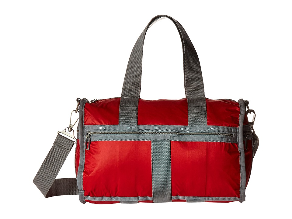 LeSportsac Luggage - CR Small Weekender (Classic Red) Weekender/Overnight Luggage