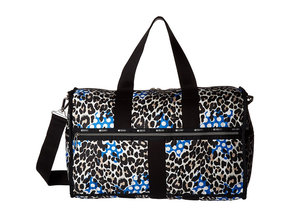 LeSportsac Luggage - CR Large Weekender (Animal Dots) Weekender/Overnight Luggage