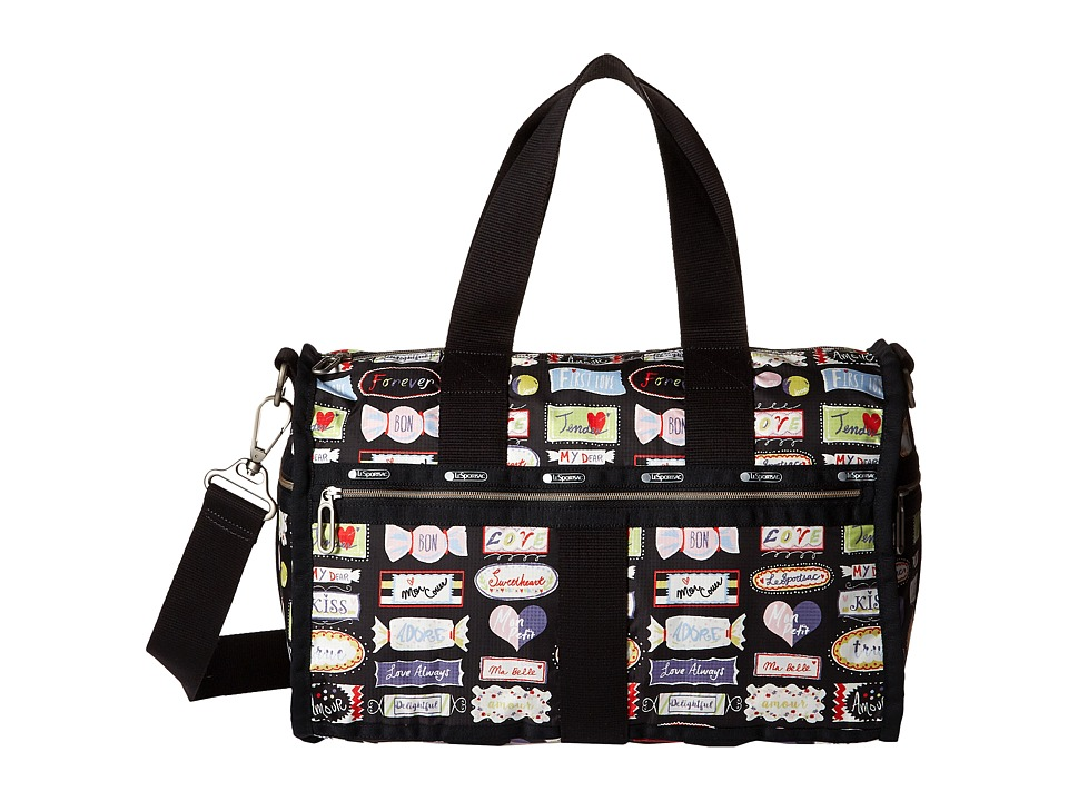 LeSportsac Luggage - CR Small Weekender (Sweet Talk) Weekender/Overnight Luggage