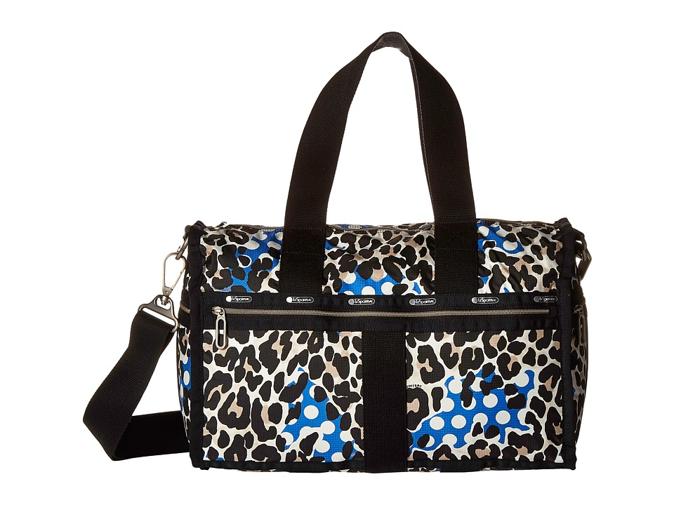 LeSportsac Luggage - CR Small Weekender (Animal Dots) Weekender/Overnight Luggage