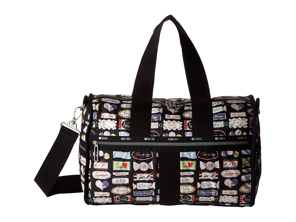 LeSportsac Luggage - Weekender (Sweet Talk) Weekender/Overnight Luggage