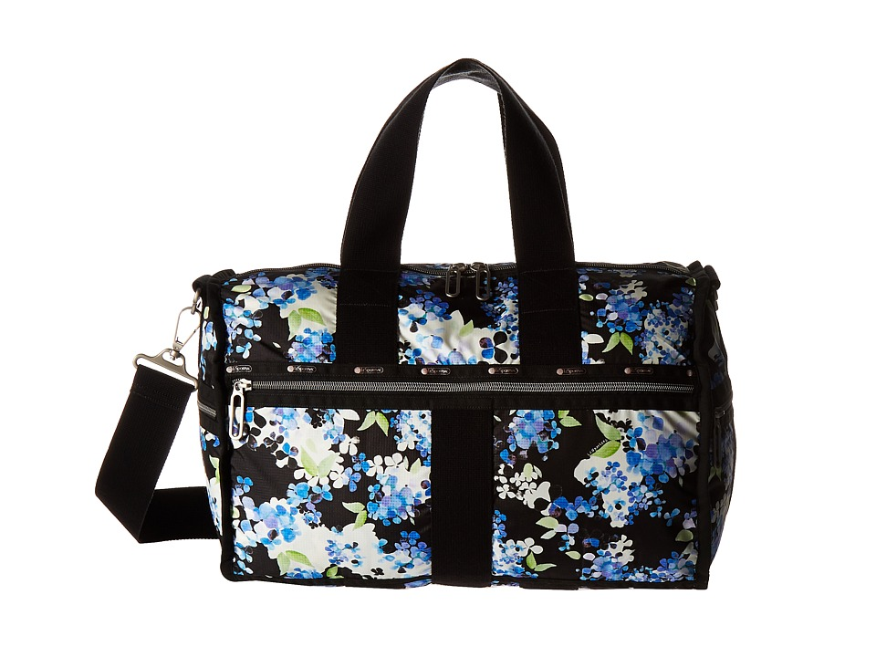 LeSportsac Luggage - Weekender (Flower Cluster) Weekender/Overnight Luggage