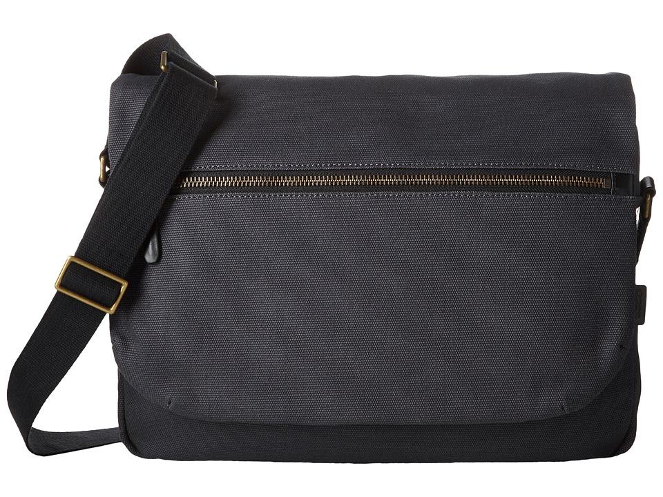 ECCO - Eday 3.0 Messenger (Dark Shadow) Messenger Bags