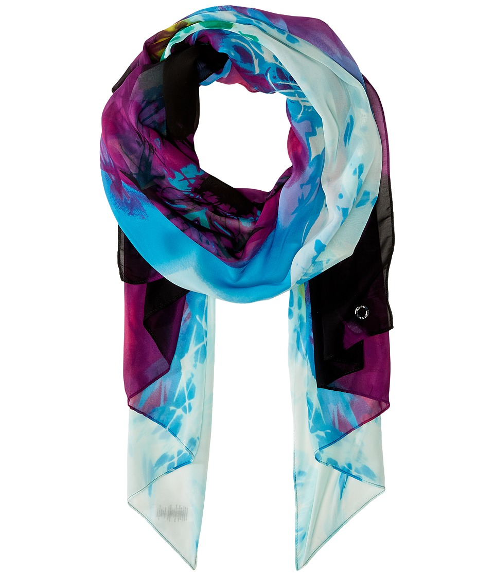 Calvin Klein - Northern Lights Scarf (Vivid) Scarves