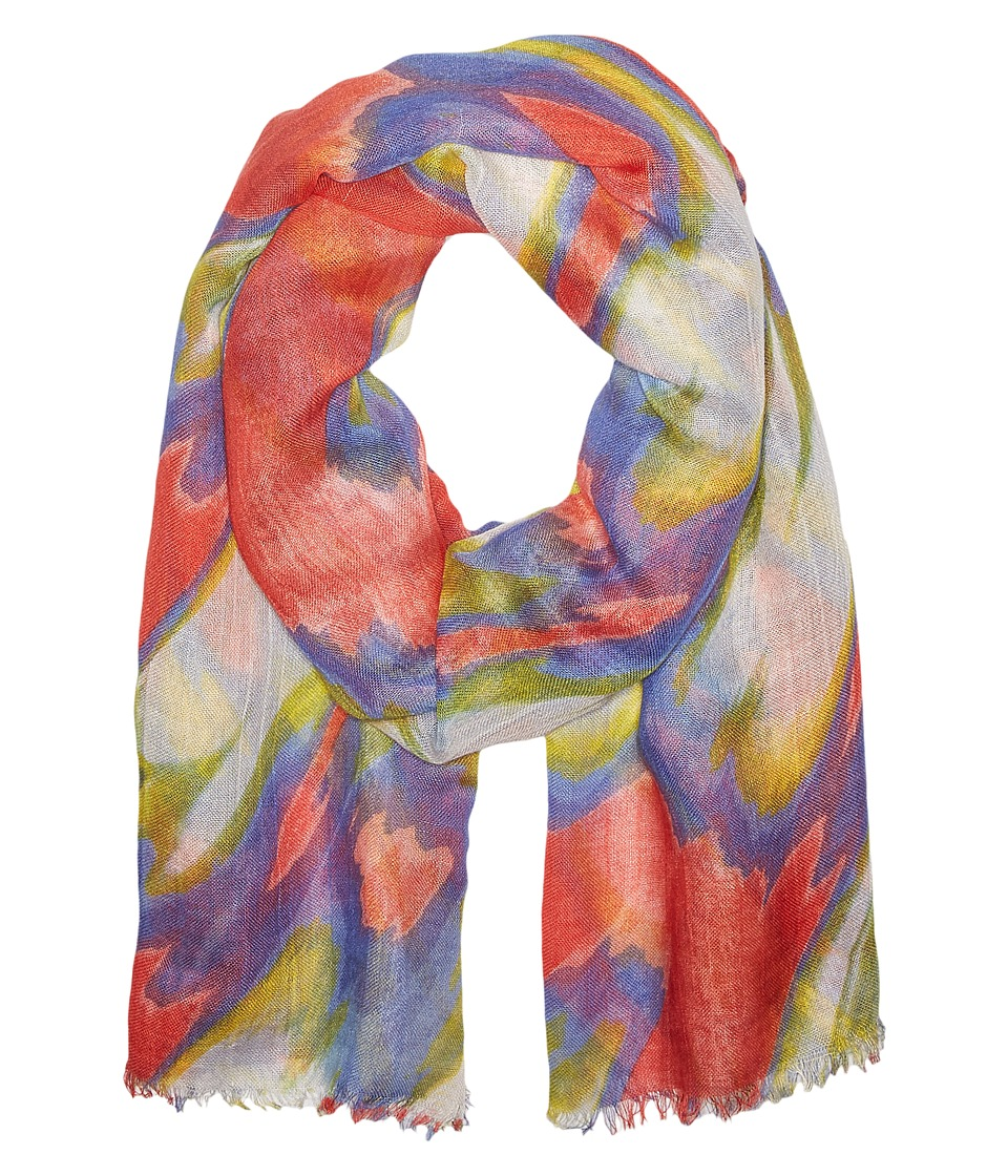Calvin Klein - Color Sweep Scarf (Porcelain Rose) Scarves