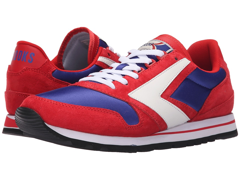 Brooks Heritage - Chariot (True Red/Royal Blue/White) Men's Shoes