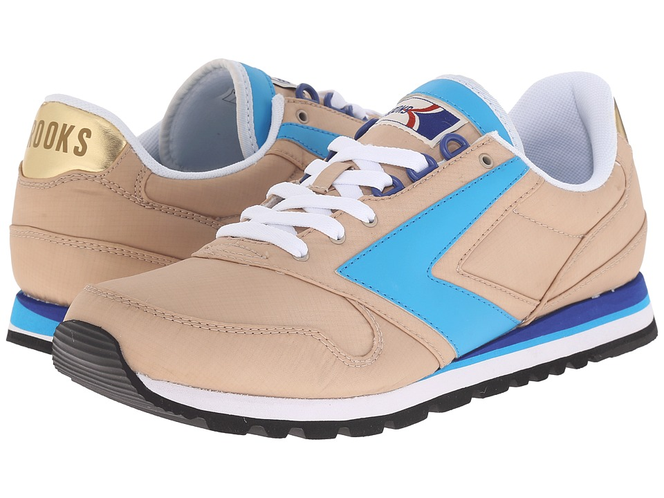Brooks Heritage Chariot (Smoke Grey/Vivid Blue/Surf the Web) Men