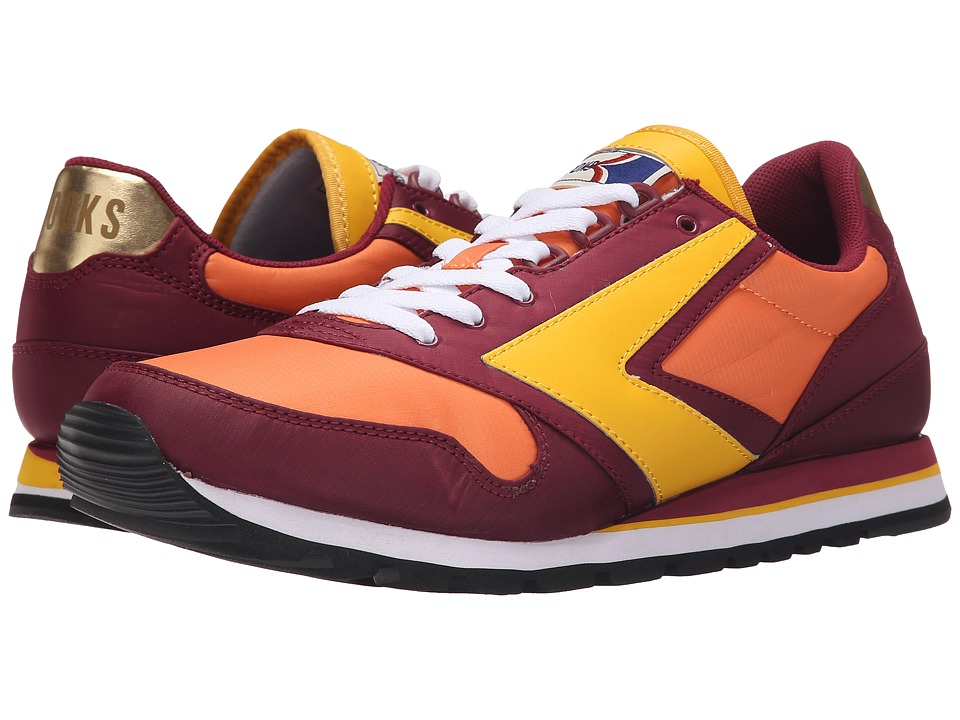 Brooks Heritage - Chariot (Rhododendron/Burnt Orange/Old Go) Men's Shoes
