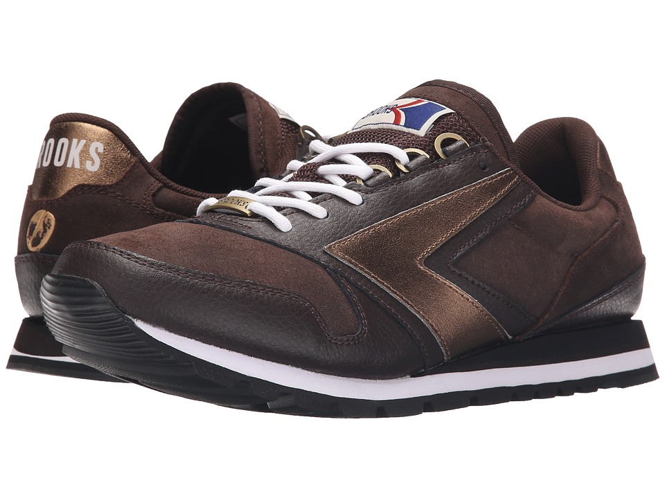 Brooks Heritage Chariot (Coffee House/Mocha Brown) Men