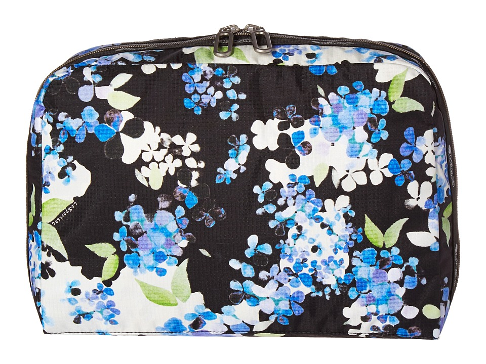 LeSportsac Luggage - XL Essential Cosmetic (Flower Cluster) Cosmetic Case