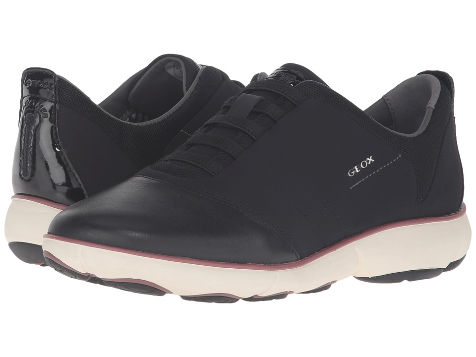 Geox - WNEBULA10 (Black) Women's Shoes