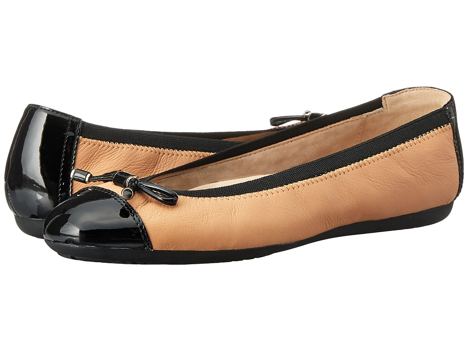 Geox WLOLA2FIT1 (Camel/Black) Women