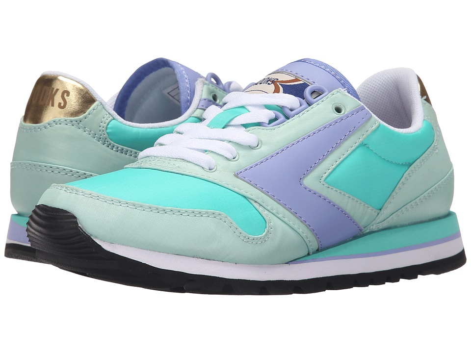 Brooks Heritage - Chariot (Bay/Aqua Marine/Easter Egg) Women's Shoes