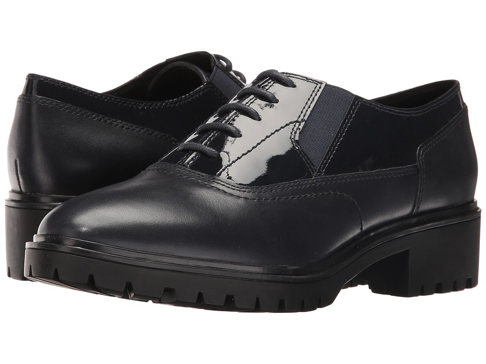 Geox WPEACEFUL7 (Dark Navy) Women