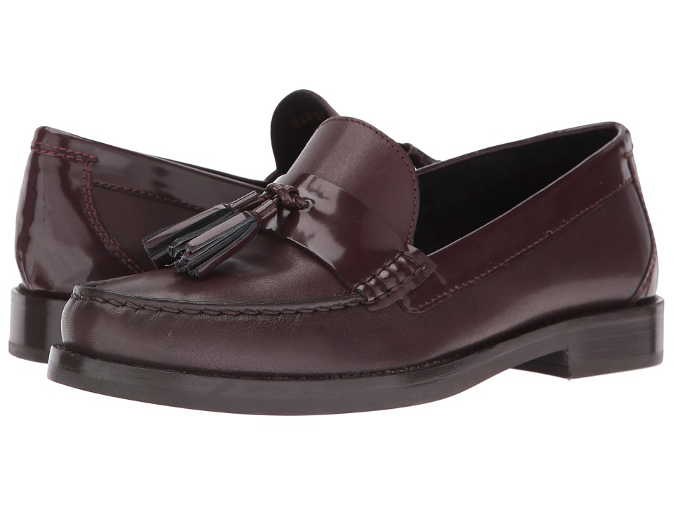 Geox - WPROMETHEA29 (Dark Burgundy/Chestnut) Women's Shoes
