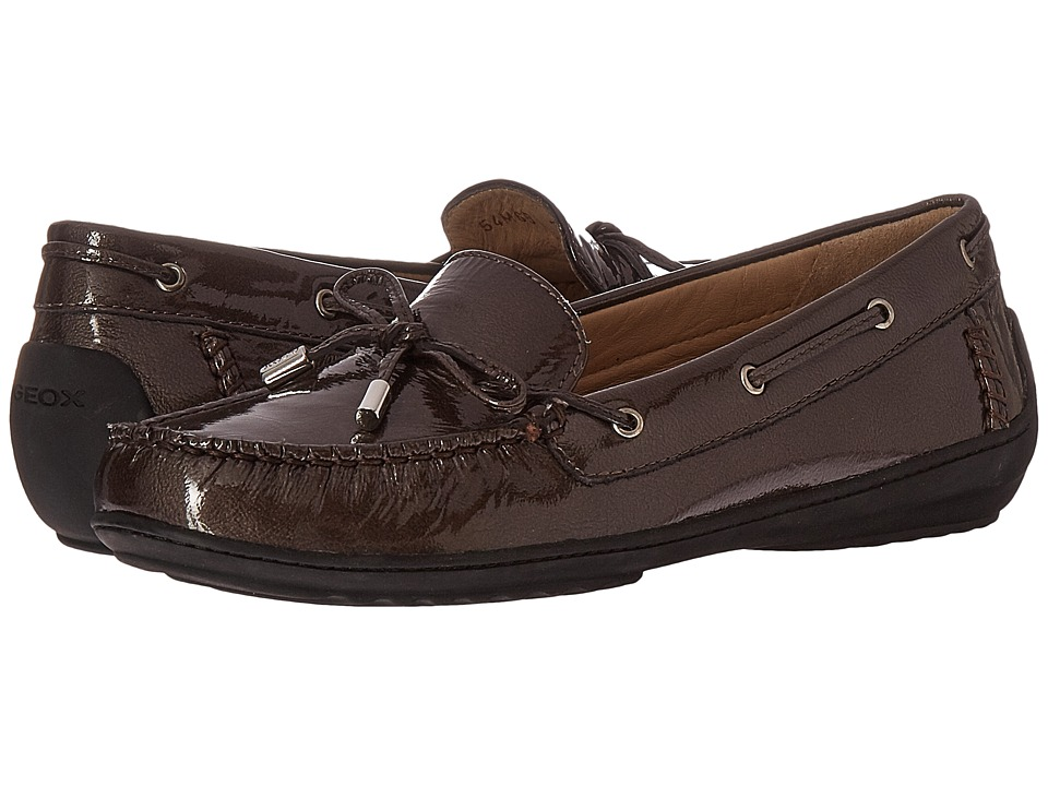 Geox - WJAMILAH2FIT9 (Chestnut) Women's Shoes