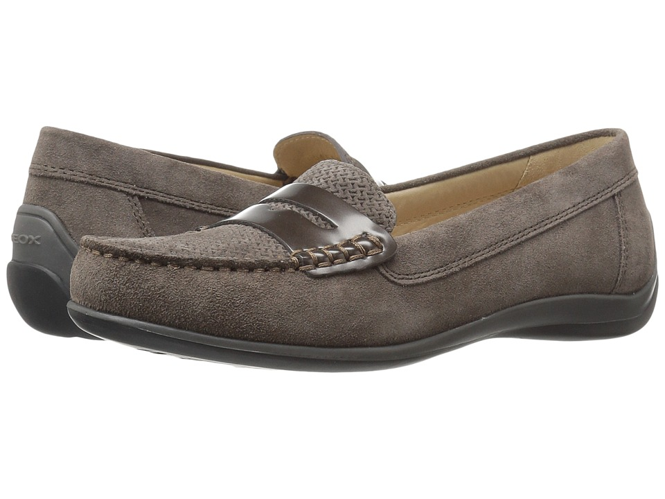 Geox - WYUKI22 (Chestnut) Women's Shoes