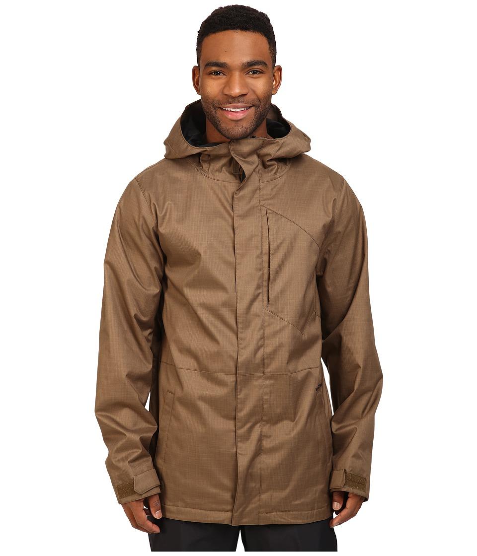 Volcom Snow - Retrospec Jacket (Teak) Men's Coat