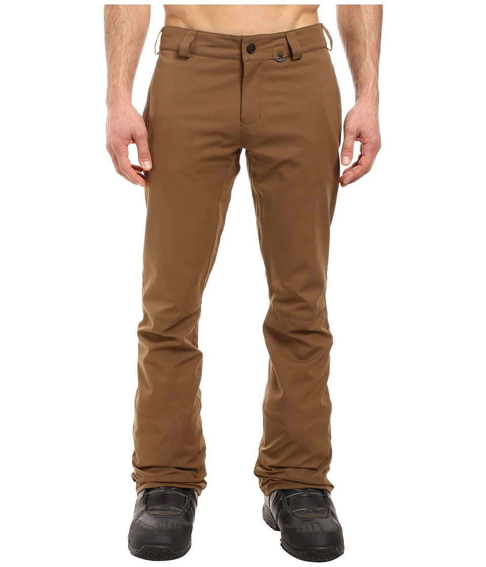 Volcom Snow - Klocker Tight Pants (Teak) Men's Casual Pants