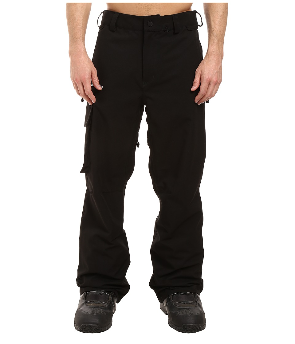 Volcom Snow - Ventral Pants (Black) Men's Casual Pants