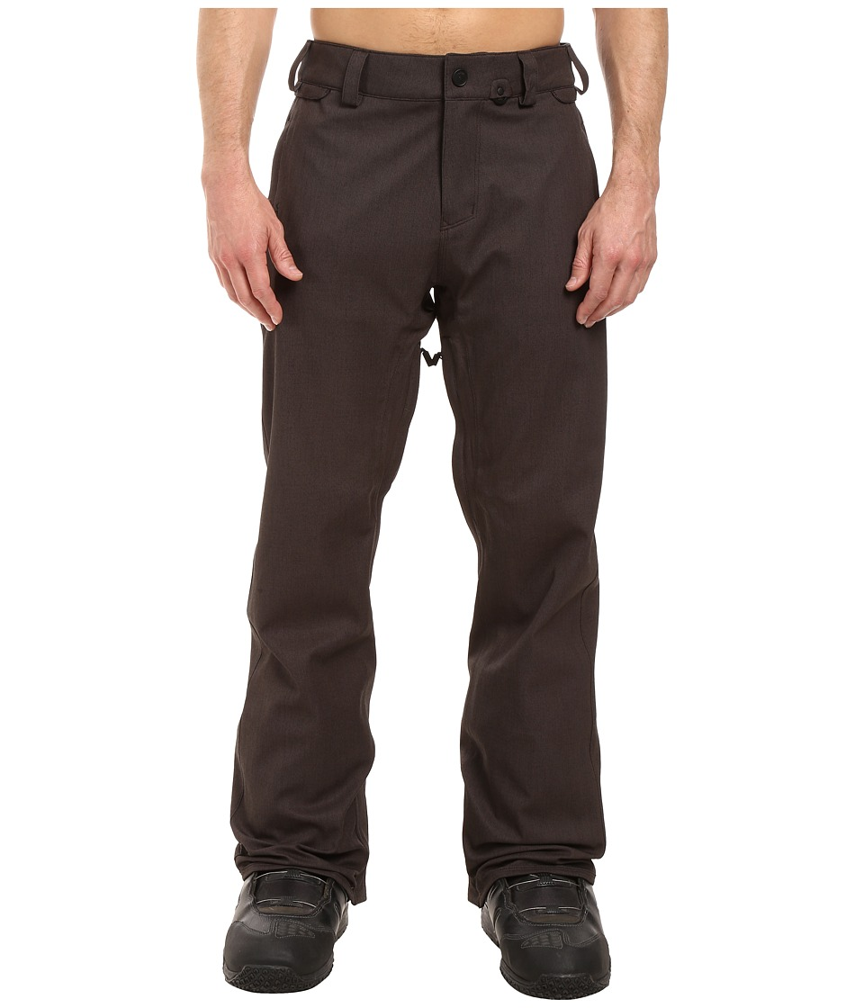 Volcom Snow - Freakin Snow Chino Pants (Vintage Black) Men's Casual Pants