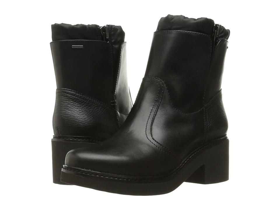 Geox - WAMINTAABX1 (Black) Women's Shoes
