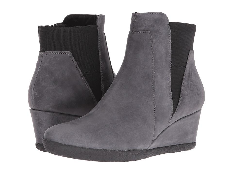 Geox - WAMELIAST21 (Black) Women's Shoes