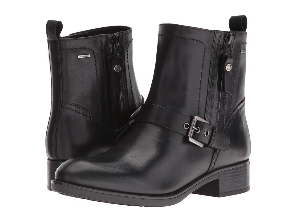 Geox - WFELICITYABX12 (Black) Women's Shoes