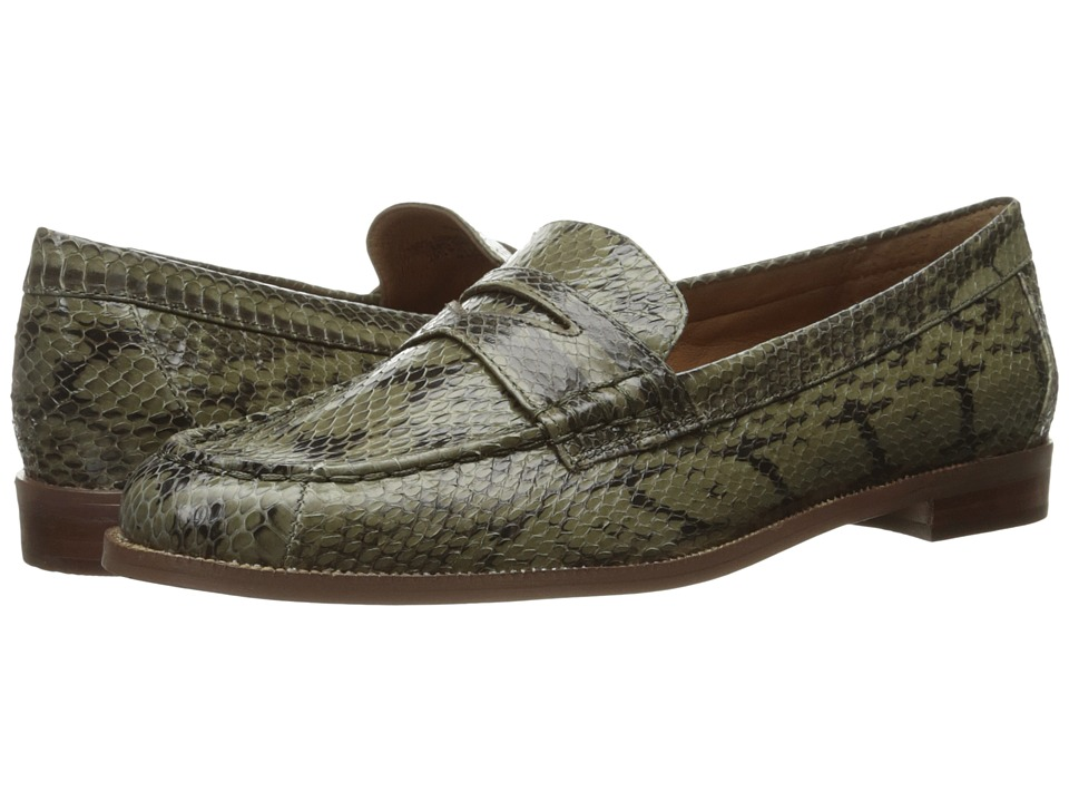 LAUREN Ralph Lauren - Barrett (Military Belly Cut Maring) Women's Shoes