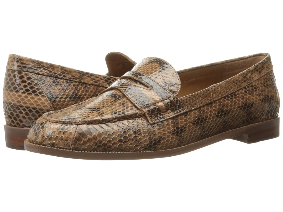 LAUREN Ralph Lauren - Barrett (Luggage Belly Cut Maring) Women's Shoes