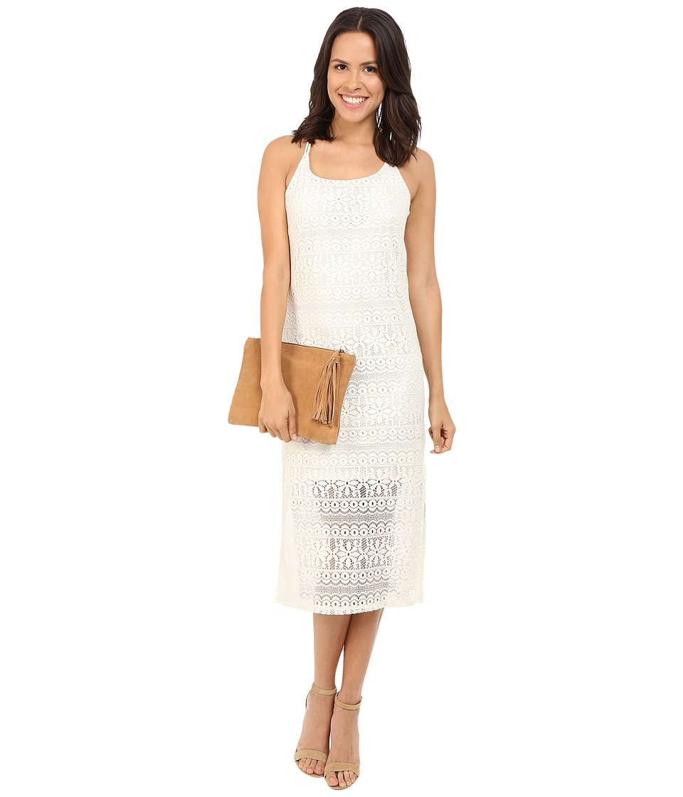 ONLY - Gaya Sleeveless Maxi Dress (Whisper White) Women's Dress