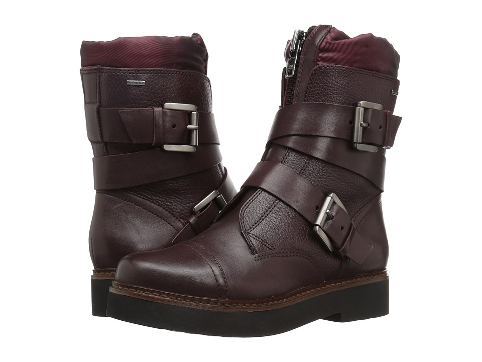Geox WRAYSSAABX2 (Dark Burgundy) Women